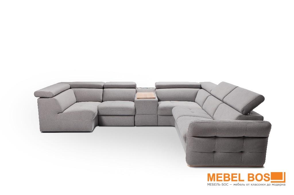 Угловой диван кровать купить в Москве с доставкой